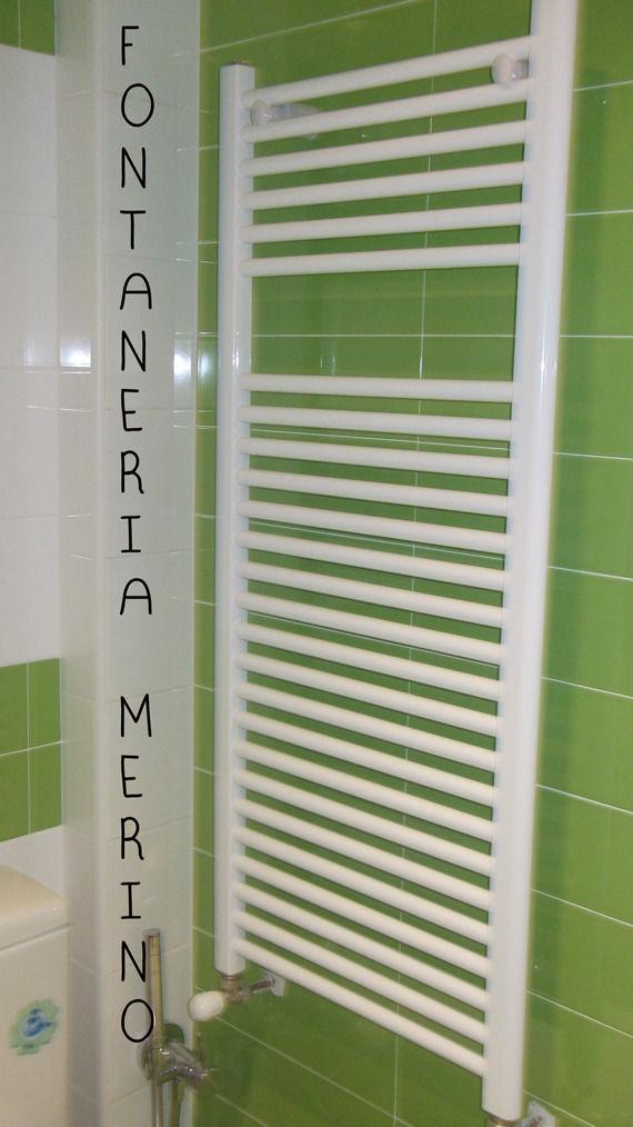 Imagen de radiador de toallas